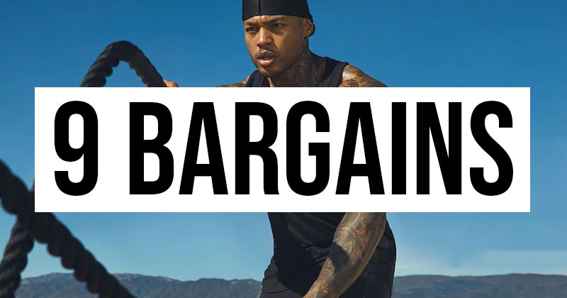 9 gym wear bargains from boohooMAN