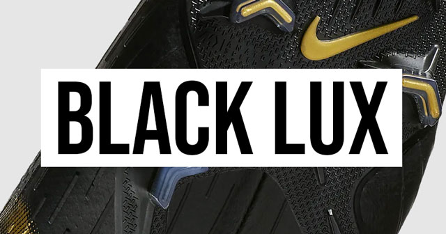 The Nike Black Lux Pack is coming