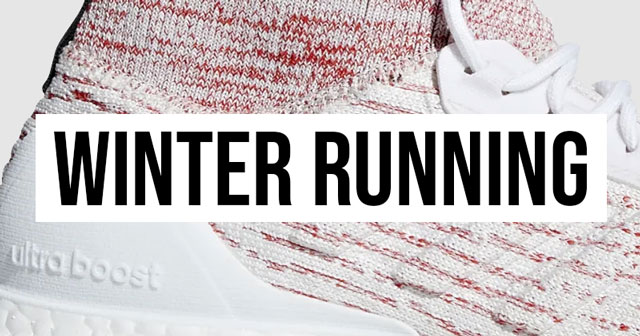 The Best Winter Running Trainers