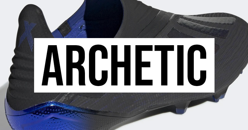 The Blackout continues: adidas Archetic Pack