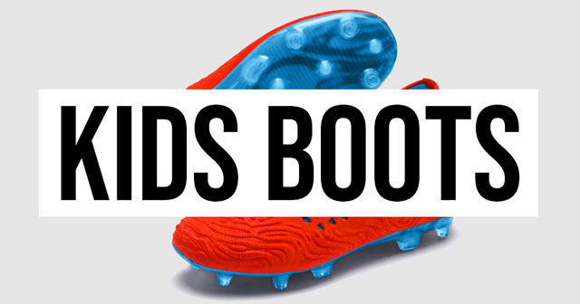 The Ultimate Guide To The Best Kids Football Boots 2019