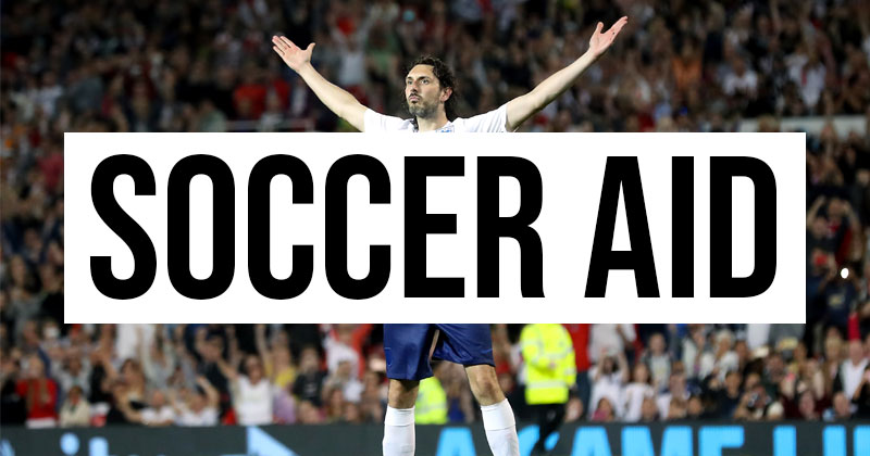 10 hilarious moments that perfectly sum up Soccer Aid