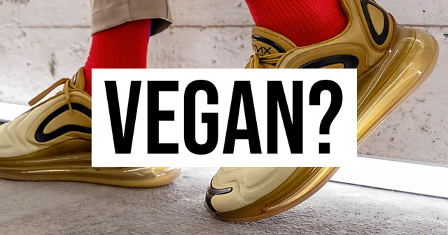 Are Nike trainers Vegan? - A brief history of where the brand stand