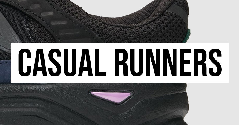running trainers for casual runners