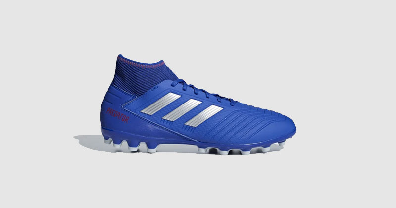 best football boots for 4G pitches