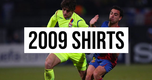6 shirts from 2009 that have aged really well