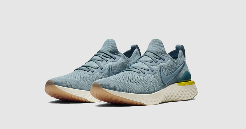 nike epic react running trainers