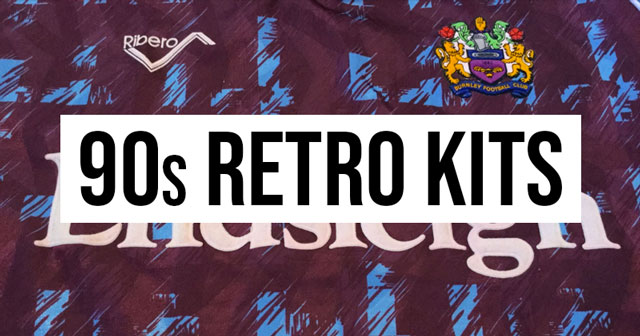 The Best Retro 90's Kit Designs