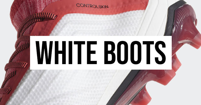 The Best White Football Boots