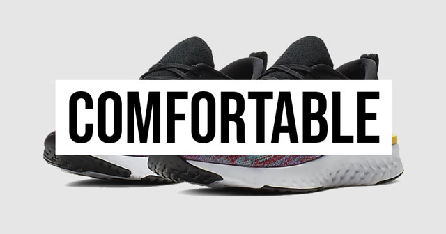 3 incredibly comfortable running trainers from the big brands