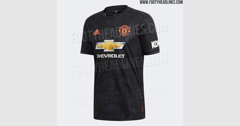 manchester united 2019 third shirt leak