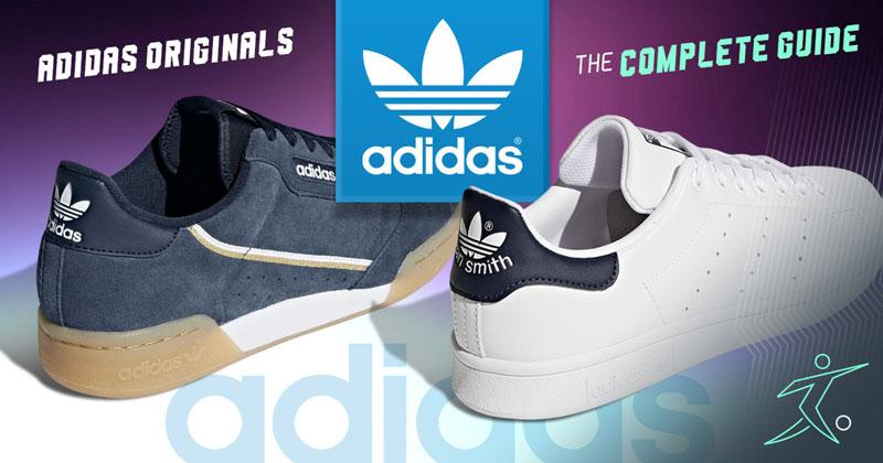 adidas Originals trainers: The complete guide | FOOTY.COM Blog
