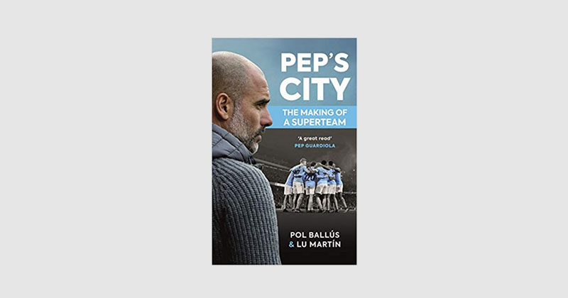 the cover of pep's city book