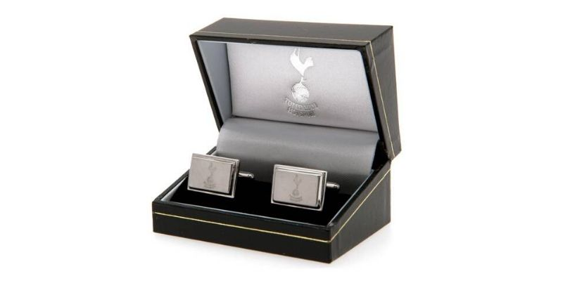 smart stainless steel spurs cufflinks