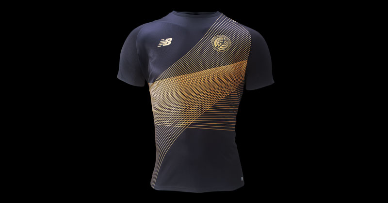 costa rica gold cup kit