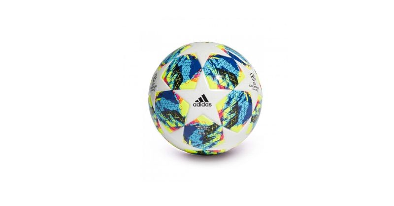 mini adidas champions league football