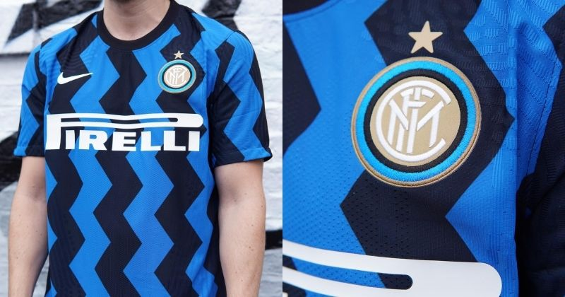 inter milan 2020/21 home kit
