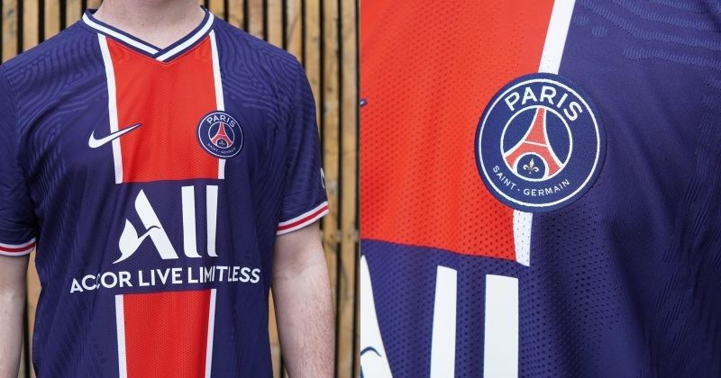 paris saint germain 2020/21 home kit