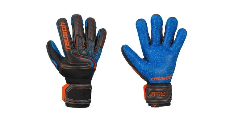 reusch attrakt g3 fusion goalkeeper gloves