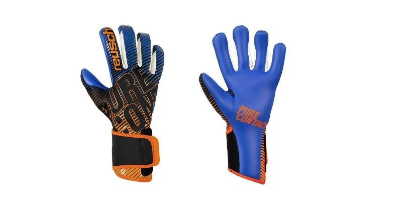 reusch pure contact goalkeeper gloves