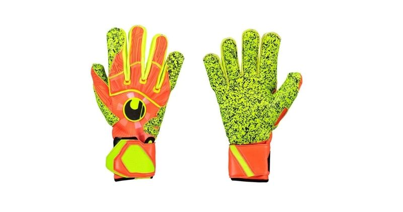 uhlsport dynamic impulse goalkeeper gloves