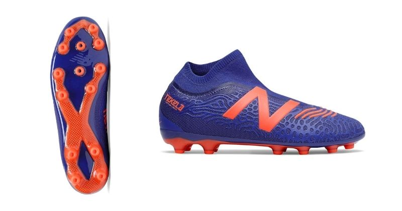 new balance tekela v3 magia ag football boot in purple