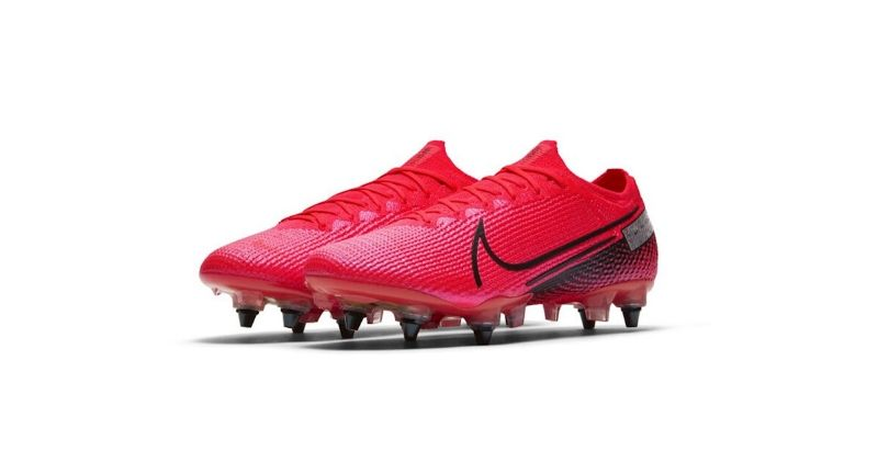 pink nike mercurial vapor boots from the future lab pack