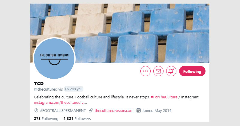 the culture division twitter