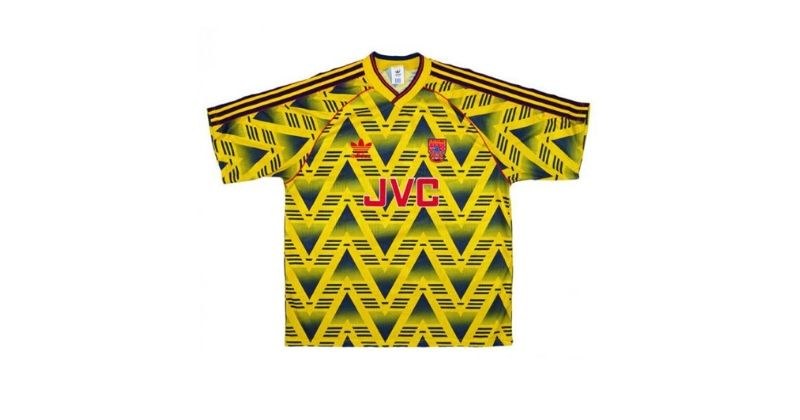 bruised banana arsenal kit with jvc sponsor