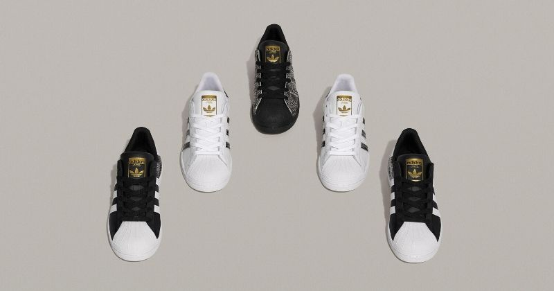 Nike Cortez vs. adidas Superstar