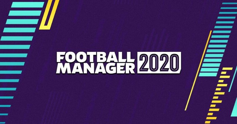 main logo for football manager 2020