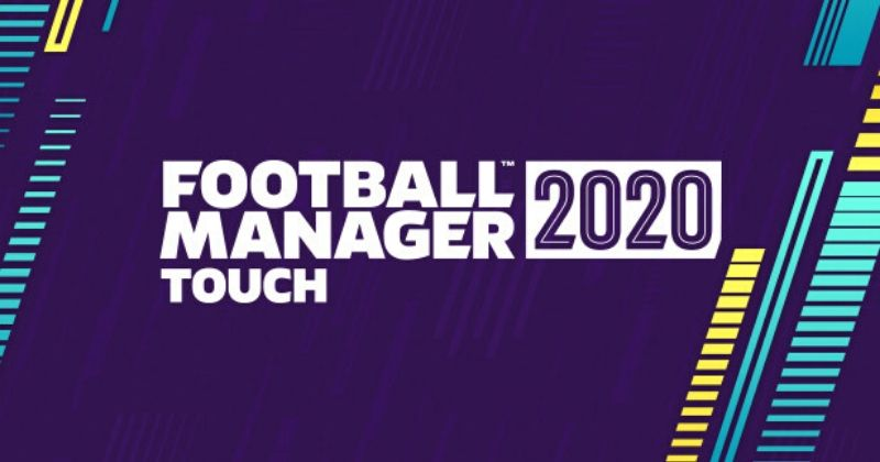 logo for football manager 2020 touch