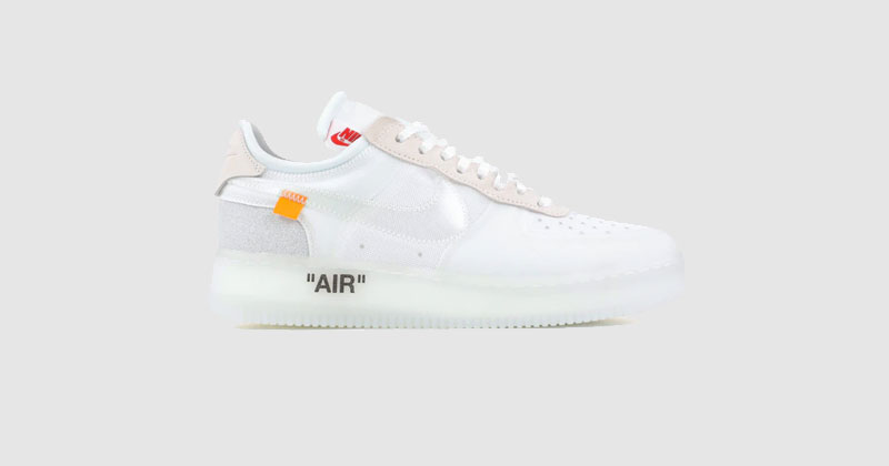 air force one off-white