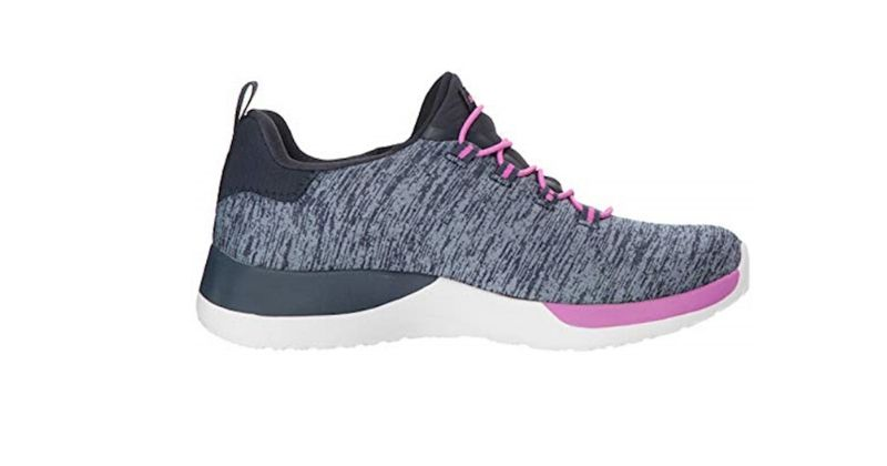 skechers dyna junior trainers for girls