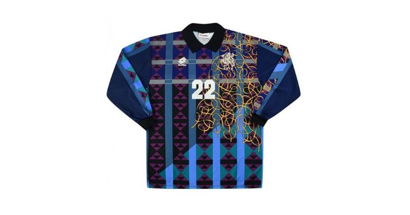 holland world cup 94 goalkeeper kit
