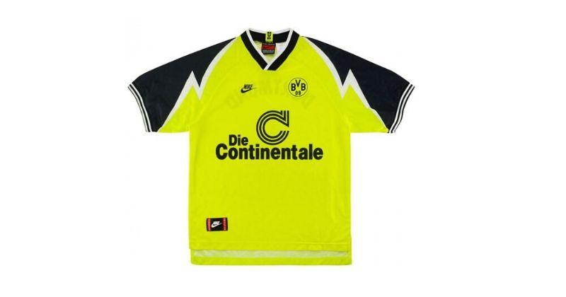 10 greatest Borussia Dortmund kits ever (1990-2020)   FOOTY.COM Blog