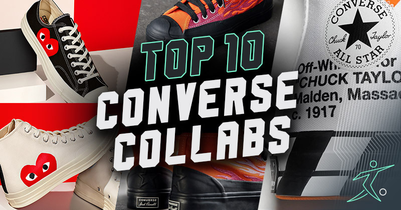 The 10 best Converse collaborations of
