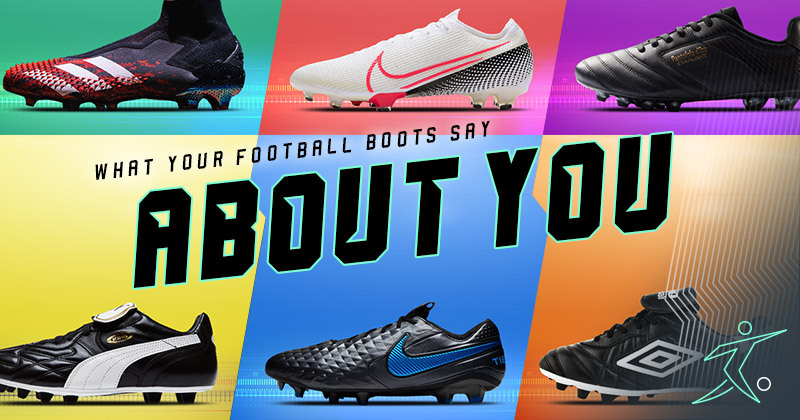 Which Football Boots do Your Favourite
