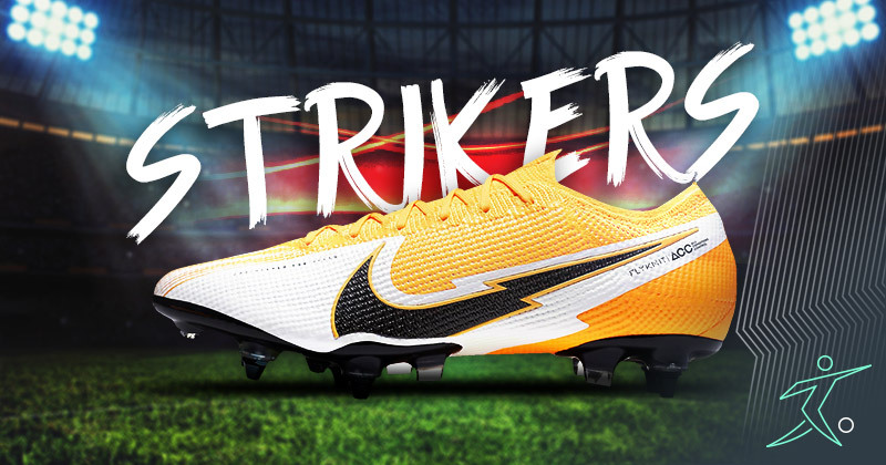 best football boots for strikers 2020