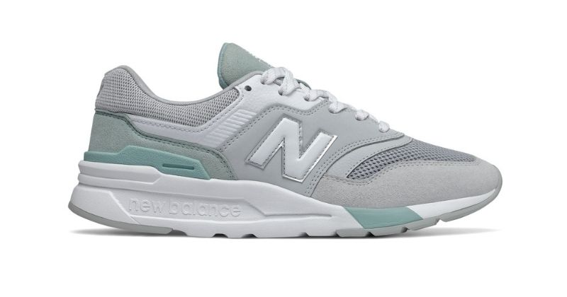 new balance 997h in grey and white