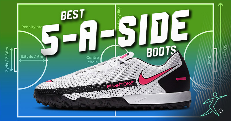 Best astro turf football boots for five