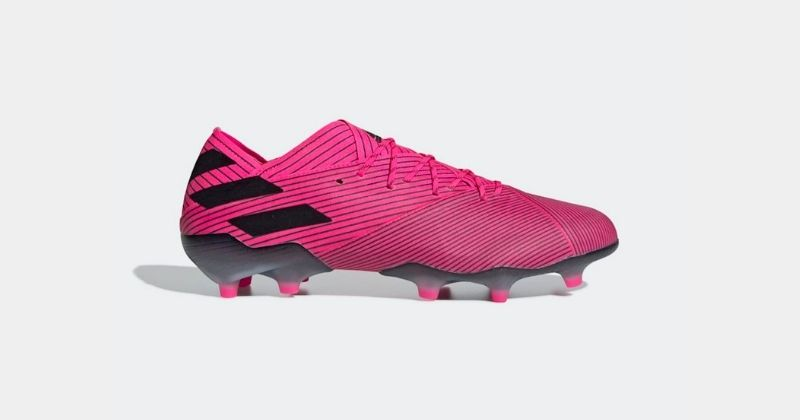 adidas nemeziz 19.1 football boots in pink
