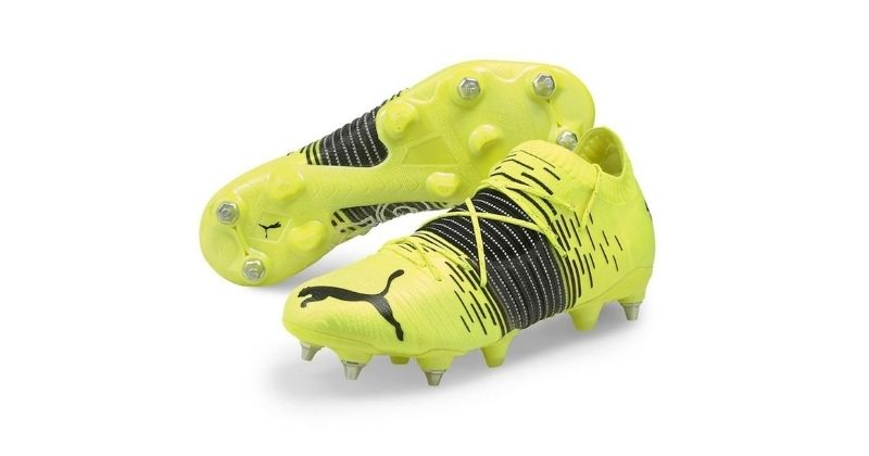 puma future z 1.1 football boots in yellow