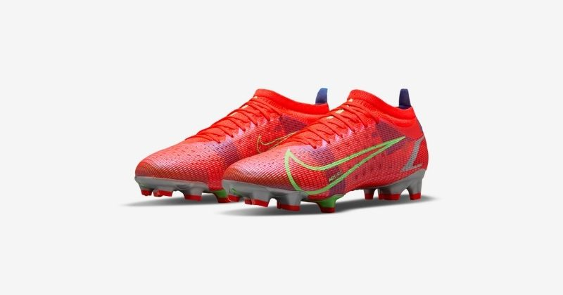 nike mercurial dragonfly pro football boots in bright crimson