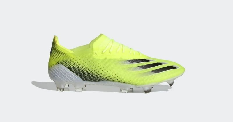 adidas x.1 football boots in yellow