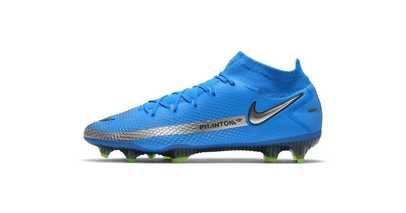 nike phantom gt football boots in blue