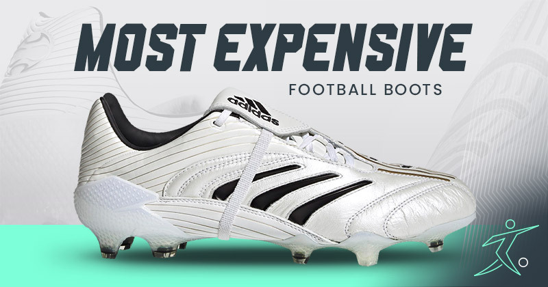 most expensive football boots
