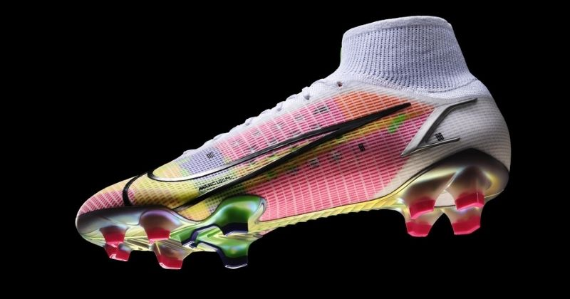 nike mercurial superfly 8 boots in launch dragonfly colourway