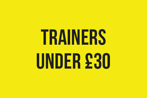 Trainers under £30