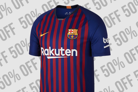 Football Shirts Sale